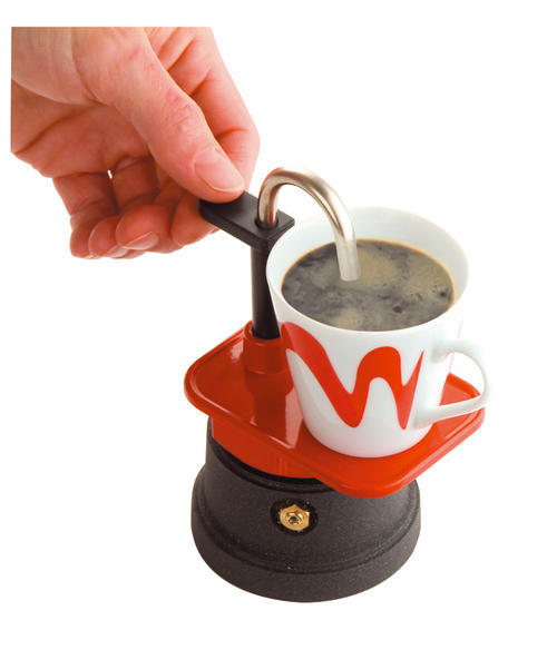 Mini Moka Coffee Maker 1 Cup