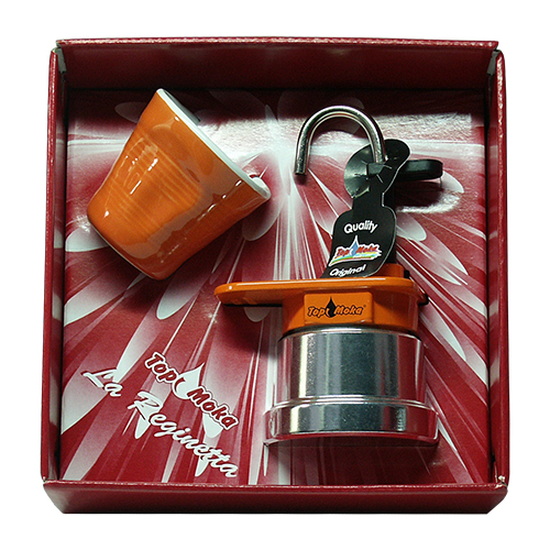 Reginetta Packung 1 tasse orange