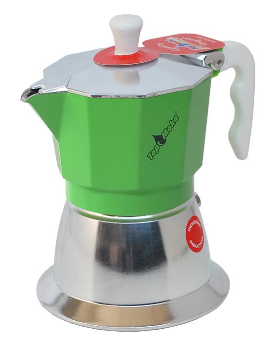 Moka ad Induzione-macchinette per caffè ad Induzione-caffettiere in ...
