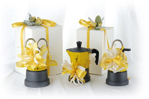 Bomboniere Caffettiere Per Matrimonio Prezzi.Matrimoni Caffettiere Regalo Bomboniere Caffettiera Bomboniera